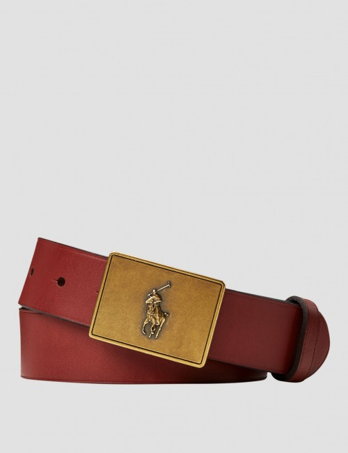 Ralph Lauren - Leather Belt